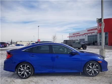 2019 Honda Civic Si Base (Stk: 2190360) in Calgary - Image 2 of 10