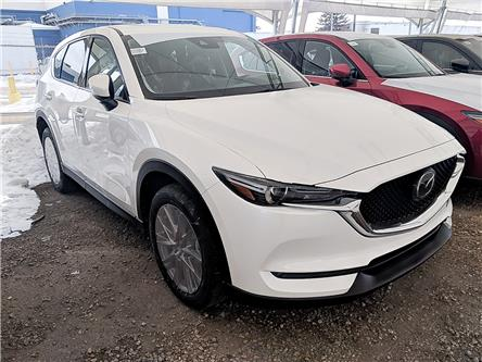 2019 Mazda CX-5 GT w/Turbo (Stk: H1661) in Calgary - Image 2 of 2