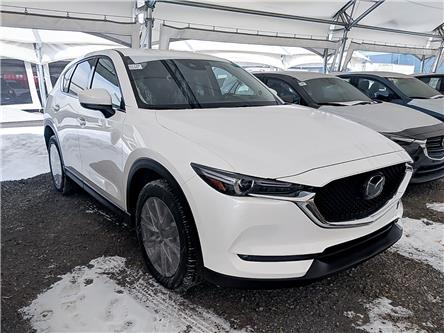 2019 Mazda CX-5 GT (Stk: H1725) in Calgary - Image 2 of 2