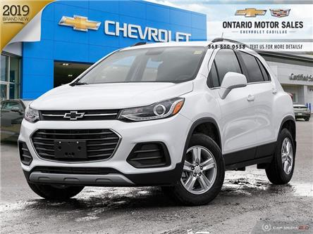 2019 Chevrolet Trax LT (Stk: 9290757) in Oshawa - Image 1 of 19