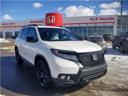 2019 Honda Passport Touring (Stk: 2190645) in Calgary - Image 1 of 10
