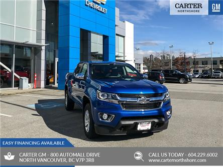 2019 Chevrolet Colorado LT (Stk: 9CL54500) in North Vancouver - Image 1 of 13