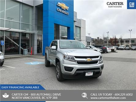 2019 Chevrolet Colorado WT (Stk: 9CL17720) in North Vancouver - Image 1 of 13