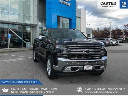 2019 Chevrolet Silverado 1500 LTZ (Stk: 9L40880) in North Vancouver - Image 1 of 13