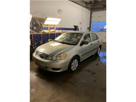 2003 Toyota Corolla CE (Stk: ) in Gloucester - Image 1 of 6