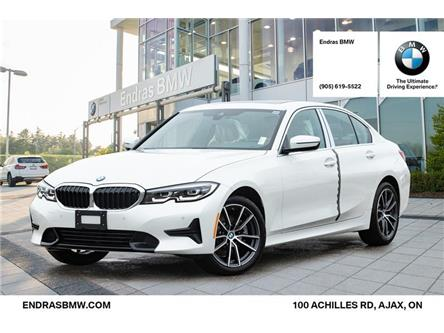 2019 BMW 330i xDrive (Stk: 35473) in Ajax - Image 1 of 11