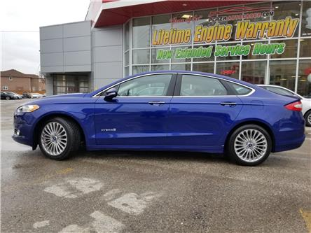 2014 Ford Fusion Hybrid Titanium (Stk: P471LA) in Richmond Hill - Image 2 of 22