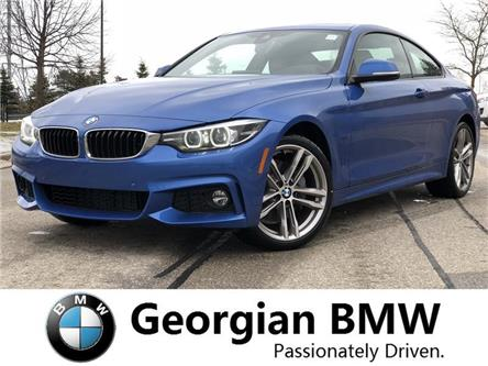 2019 BMW 430i xDrive (Stk: B19090) in Barrie - Image 1 of 19