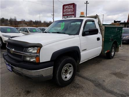 2003 Chevrolet Silverado 2500 Chassis Base (Stk: 124570) in Cambridge - Image 1 of 16
