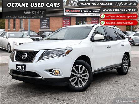 2013 Nissan Pathfinder SL (Stk: ) in Scarborough - Image 1 of 23