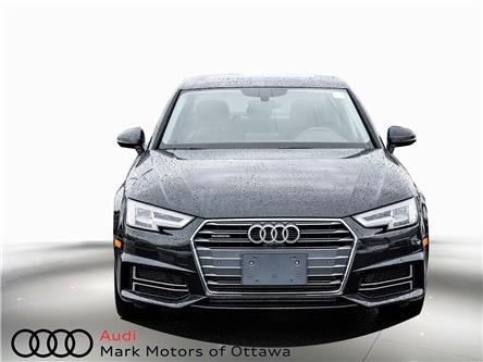 2018 Audi A4 2.0T Progressiv (Stk: 91038) in Nepean - Image 2 of 29