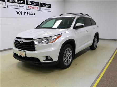 2016 Toyota Highlander XLE (Stk: 186235) in Kitchener - Image 1 of 29