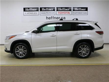 2016 Toyota Highlander XLE (Stk: 186235) in Kitchener - Image 2 of 29