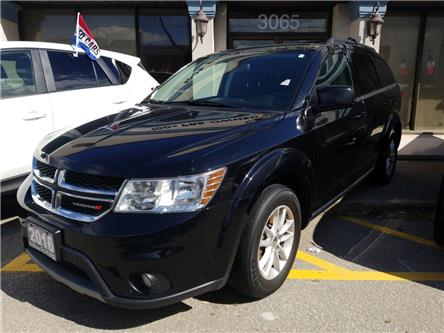 2016 Dodge Journey SXT/Limited (Stk: P39055A) in Mississauga - Image 1 of 9