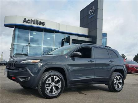 2016 Jeep Cherokee 27E (Stk: K701A) in Milton - Image 1 of 17
