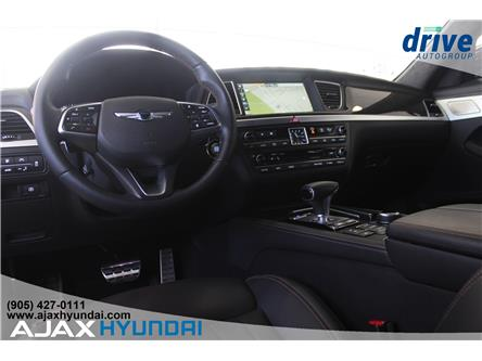 2019 Genesis G80 3.3T Sport (Stk: G19014) in Ajax - Image 2 of 25