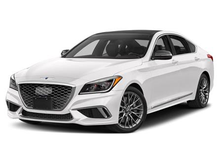 2019 Genesis G80 3.3T Sport (Stk: G19018) in Ajax - Image 1 of 9