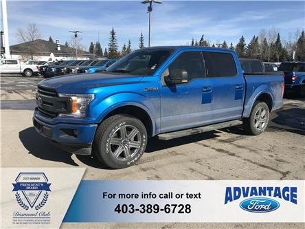 2019 Ford F-150 XLT (Stk: K-730) in Calgary - Image 1 of 4