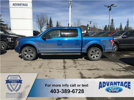2019 Ford F-150 XLT (Stk: K-730) in Calgary - Image 2 of 4