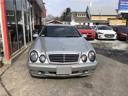 2000 Mercedes-Benz CLK-Class Base (Stk: DE19169) in Ottawa - Image 2 of 11