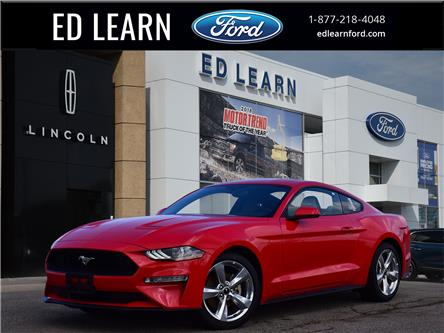 2019 Ford Mustang EcoBoost Premium (Stk: 19MU008) in St. Catharines - Image 1 of 19
