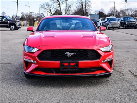 2019 Ford Mustang EcoBoost Premium (Stk: 19MU008) in St. Catharines - Image 2 of 19