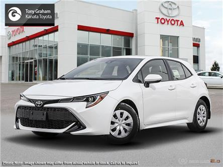 2019 Toyota Corolla Hatchback Base (Stk: 89159) in Ottawa - Image 1 of 24