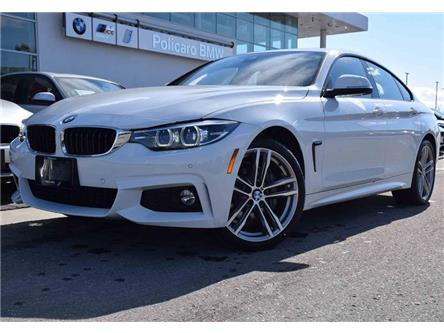2019 BMW 440i xDrive Gran Coupe (Stk: 9M76660) in Brampton - Image 1 of 12