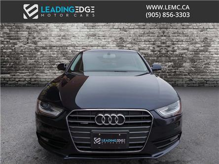 2013 Audi A4 2.0T Premium (Stk: 10617) in Woodbridge - Image 2 of 19