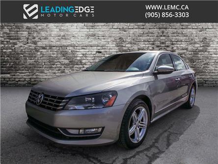 2012 Volkswagen Passat 2.0 TDI Highline (Stk: 10608) in Woodbridge - Image 1 of 18