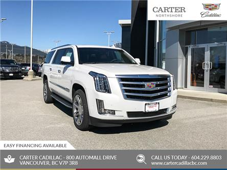 2019 Cadillac Escalade ESV Luxury (Stk: 9D21140) in North Vancouver - Image 1 of 23