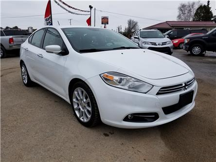 2015 Dodge Dart Limited (Stk: ) in Kemptville - Image 1 of 20