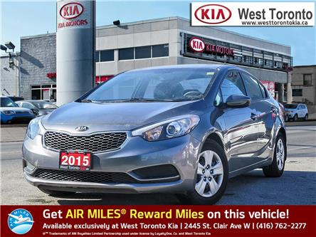 2015 Kia Forte 1.8L LX (Stk: T19002A) in Toronto - Image 1 of 20