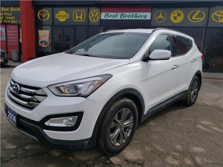 2014 Hyundai Santa Fe Sport 2.4 Base (Stk: 126846) in Toronto - Image 1 of 14