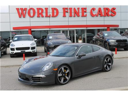 2014 Porsche 911 50th Anniversary Edition (Stk: 16715) in Toronto - Image 1 of 30