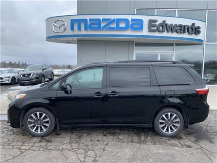 2018 Toyota Sienna LE 7-Passenger (Stk: 21690) in Pembroke - Image 1 of 12