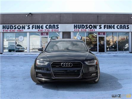 2015 Audi A4 2.0T Progressiv plus (Stk: 28334) in Toronto - Image 2 of 30