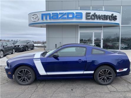 2013 Ford Mustang V6 (Stk: 20862) in Pembroke - Image 1 of 9