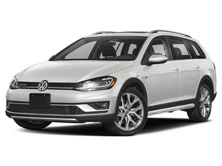 2019 Volkswagen Golf Alltrack 1.8 TSI Execline (Stk: V4166) in Newmarket - Image 1 of 9