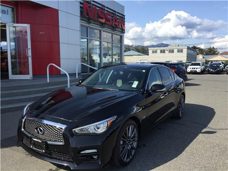 2016 Infiniti Q50 Red Sport 400 (Stk: N88-3303A) in Chilliwack - Image 1 of 18