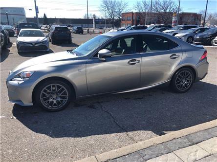 2015 Lexus IS 250 Base (Stk: 039E1277) in Ottawa - Image 2 of 7