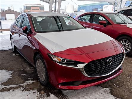2019 Mazda Mazda3  (Stk: H1745) in Calgary - Image 2 of 2