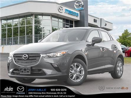 2019 Mazda CX-3 GS (Stk: 19-0313) in Mississauga - Image 1 of 24