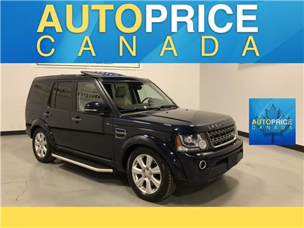 2015 Land Rover LR4 Base (Stk: H0177) in Mississauga - Image 1 of 29