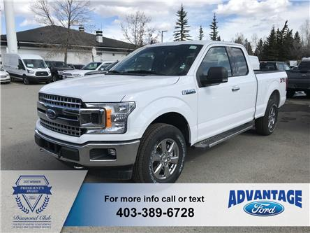2019 Ford F-150 XLT (Stk: K-895) in Calgary - Image 1 of 5