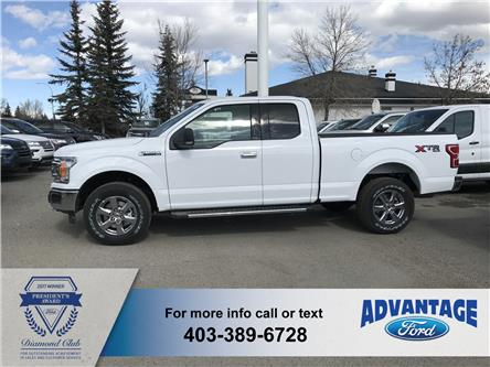 2019 Ford F-150 XLT (Stk: K-895) in Calgary - Image 2 of 5