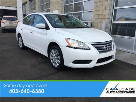 2015 Nissan Sentra  (Stk: R59641) in Calgary - Image 1 of 19