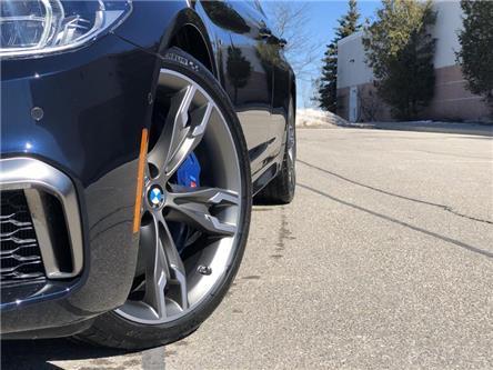 2019 BMW M550i xDrive (Stk: B19095) in Barrie - Image 2 of 21