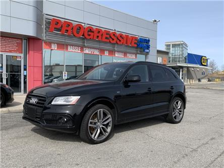 2016 Audi SQ5 3.0T Technik (Stk: GA069293) in Sarnia - Image 1 of 26