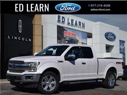 2019 Ford F-150 Lariat (Stk: 19F1271) in St. Catharines - Image 1 of 27